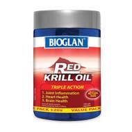 Bioglan Red Krill Oil Double Strength 500mg 120 Capsules