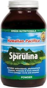 Green Nutritionals Hawaiian Pacifica Spirulina 450g