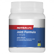 Nutra Life Joint Formula + MSM Powder Lemon 1kg