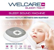 Welcare Sleep Tight WSS100 Sleep Sound Machine