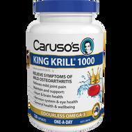 Caruso's King Krill 1000 Capsules 120