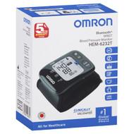 Omron Bluetooth Wrist Blood Pressure Monitor HEM-6232T