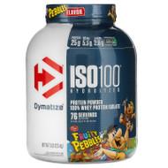 Dymatize Nutrition, ISO100 Hydrolyzed, 100% Whey Protein Isolate, Fruity Pebbles, 5 lb (2.3 kg),Dymatize Nutrition, ISO100 Hydrolyzed, 100% Whey Protein Isolate, Fruity Pebbles, 5 lb (2.3 kg)