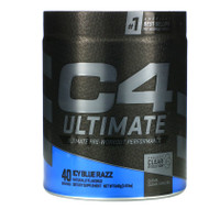 Cellucor, C4 Ultimate Pre-Workout Performance, Icy Blue Razz, 1.41 lbs ( 640 g),Cellucor, C4 Ultimate Pre-Workout Performance, Icy Blue Razz, 1.41 lbs ( 640 g)