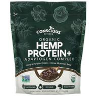 Conscious Kitchen, Organic Hemp Protein+ Adaptogen Complex, Aztec Chocolate, 1.0 lbs (454 g),Conscious Kitchen, Organic Hemp Protein+ Adaptogen Complex, Aztec Chocolate, 1.0 lbs (454 g)