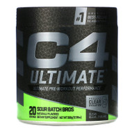 Cellucor, C4 Ultimate Pre-Workout Performance, Sour Batch Bros, 12.98 oz (368 g),Cellucor, C4 Ultimate Pre-Workout Performance, Sour Batch Bros, 12.98 oz (368 g)