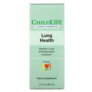 Childlife Clinicals, Lung Health, Healthy Lung & Respiratory Function, 2 fl oz (59 ml),Childlife Clinicals, Lung Health, Healthy Lung & Respiratory Function, 2 fl oz (59 ml)