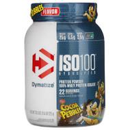 Dymatize Nutrition, ISO100 Hydrolyzed, 100% Whey Protein Isolate, Cocoa Pebbles, 1.6 lb (725 g),Dymatize Nutrition, ISO100 Hydrolyzed, 100% Whey Protein Isolate, Cocoa Pebbles, 1.6 lb (725 g)