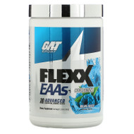 GAT, Flexx EAAs + Hydration, Blue Razz, 12.69 oz (360 g),GAT, Flexx EAAs + Hydration, Blue Razz, 12.69 oz (360 g)