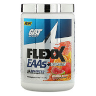 GAT, Flexx EAAs + Hydration, Orange Guava, 12.2 oz (345 g),GAT, Flexx EAAs + Hydration, Orange Guava, 12.2 oz (345 g)