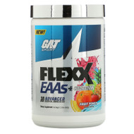 GAT, Flexx EAAs + Hydration, Fruit Punch, 12.69 oz (360 g),GAT, Flexx EAAs + Hydration, Fruit Punch, 12.69 oz (360 g)