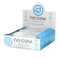 No Cow, Protein Bar, Cookies n Cream, 2.12 oz (60 g),No Cow, Protein Bar, Cookies n Cream, 2.12 oz (60 g)