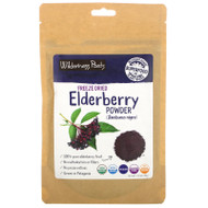 Wilderness Poets, Freeze Dried Elderberry Powder, 3.5 oz (99g),Wilderness Poets, Freeze Dried Elderberry Powder, 3.5 oz (99g)