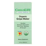 Childlife Clinicals, Organic Gripe Water, 2 fl oz (59 ml),Childlife Clinicals, Organic Gripe Water, 2 fl oz (59 ml)