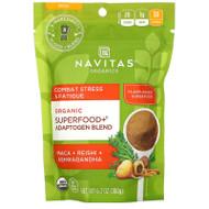 Navitas Organics, Organic Superfood+ Adaptogen Blend, Maca + Reishi + Ashwagandha, 6.3 oz (180 g),Navitas Organics, Organic Superfood+ Adaptogen Blend, Maca + Reishi + Ashwagandha, 6.3 oz (180 g)
