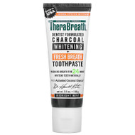 TheraBreath, Charcoal Whitening + Fresh Breath Toothpaste, Midnight Mint, 3.5 oz (100 g),TheraBreath, Charcoal Whitening + Fresh Breath Toothpaste, Midnight Mint, 3.5 oz (100 g)
