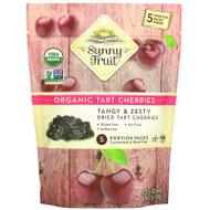 3 PACK OF Sunny Fruit, Organic Tart Cherries, 5 Portion Packs, 0.7 oz (20 g) Each,Sunny Fruit, Organic Tart Cherries, 5 Portion Packs, 0.7 oz (20 g) Each