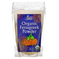 3 PACK OF Jiva Organics, Organic Fenugreek Powder, 7 oz (200 g),Jiva Organics, Organic Fenugreek Powder, 7 oz (200 g)