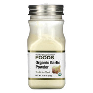 3 PACK OF California Gold Nutrition, Organic Garlic Powder, 2.25 oz (63 g),California Gold Nutrition, Organic Garlic Powder, 2.25 oz (63 g)