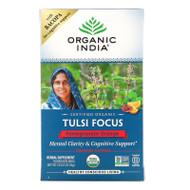 3 PACK OF Organic India, Tulsi Focus, Pomegranate Orange, 18 Infusion Bags, 1.31 oz (37.26 g),Organic India, Tulsi Focus, Pomegranate Orange, 18 Infusion Bags, 1.31 oz (37.26 g)