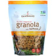 3 PACK OF Erin Baker's, Ultra Protein Granola with Pea Protein, Peanut Butter, 12 oz (340 g),Erin Baker's, Ultra Protein Granola with Pea Protein, Peanut Butter, 12 oz (340 g)