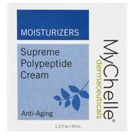 MyChelle Dermaceuticals, Supreme Polypeptide Cream, Anti-Aging, 1.2 fl oz (35 ml)