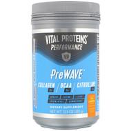 Vital Proteins, Performance, PreWave, Natural Yuzu Clementine, 13.5 oz (383 g)