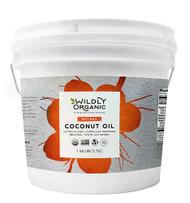 Wildly Organic Refined Coconut Oil -- 1 Gallon