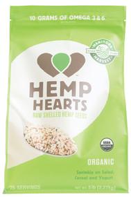 Manitoba Harvest Organic Hemp Hearts -- 5 lb