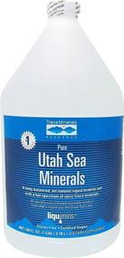 Trace Minerals Research Pure Utah Sea Minerals -- 128 fl oz