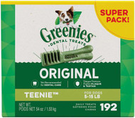 Greenies Dental Treats For Dogs Original -- 192 Dog Treats
