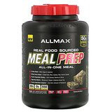 ALLMAX Nutrition, Real Food Sourced Meal Prep, All-in-One Meal, Banana Nut Bread, 5.6 lb (2.54 kg)