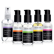 Yeouth Complete Anti-Aging Skin Care System -- 5 Piece Set