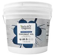 Wildly Organic Virgin Unrefined Coconut Oil -- 1 Gallon