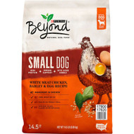 Beyond Natural Dog Food White Meat Chicken, Barley & Egg -- 14.5 lbs