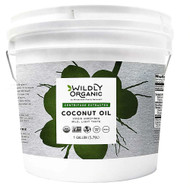 Wildly Organic Centrifuge Extracted Coconut Oil -- 1 Gallon