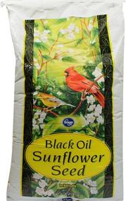 Kroger Black Oil Sunflower Seed for Bird Feeding -- 40 lbs