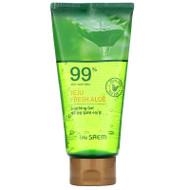 3 PACK of The Saem, Jeju Fresh Aloe, 99% Aloe Vera Soothing Gel, 10.14 fl oz (300 ml)