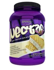 Syntrax Nectar Sweets Whey Protein Isolate Powder Vanilla Bean Torte -- 2 lbs