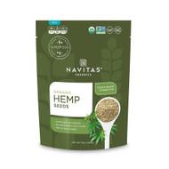 Navitas Organics Organic Hemp Seeds -- 32 oz