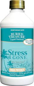 Buried Treasure Stress B Gone With Kava Kava -- 16 fl oz