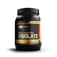 Optimum Nutrition Gold Standard 100% Isolate Protein Powder Drink Mix Strawberry Cream -- 1.58 lbs