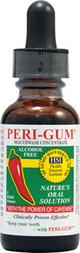 Peri-Gum Mouthwash Concentrate Alcohol Free -- 1 fl oz