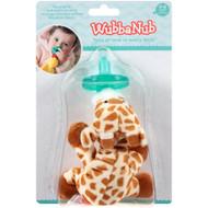 WubbaNub Infant Pacifier Giraffe -- 1 Pacifier