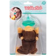 WubbaNub Infant Pacifier Monkey -- 1 Pacifier