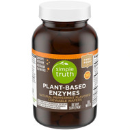 Simple Truth Plant-Based Enzymes Natural Peppernint -- 100 Wafers