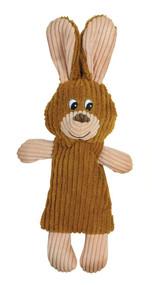 SmartPetLove Tender-Tuff Whisper Rabbit Bottle Dog Toy -- 1 Toy