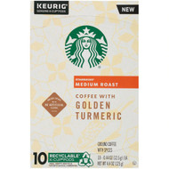 Starbucks Golden Tumeric K-Cups -- 10 K-Cups