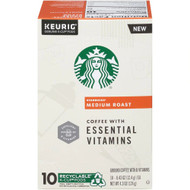 Starbucks Essential Vitamins K-Cups -- 10 K-Cups