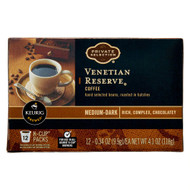3 PACK of Private Selection Coffee Venetian Reserve -- 12 K-Cups